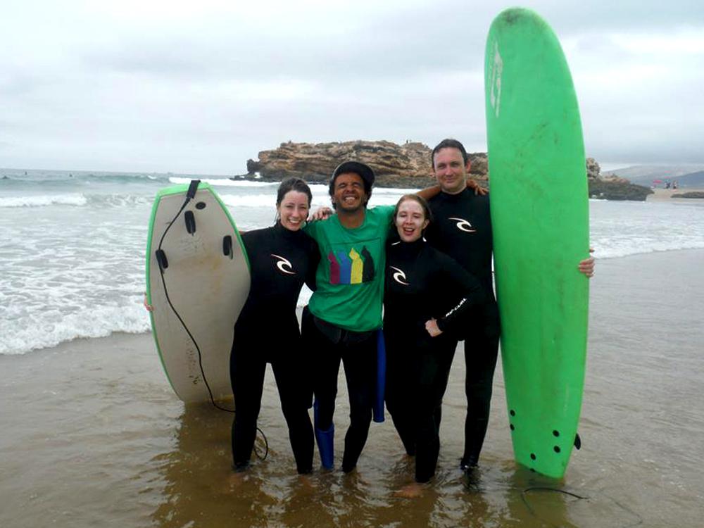 amateur surf agadir