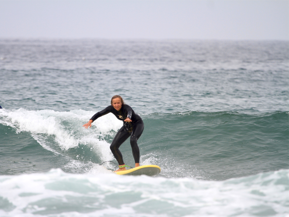 Surf lesson agadir