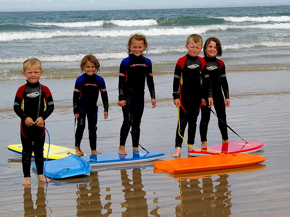 cours de surf pour enfant