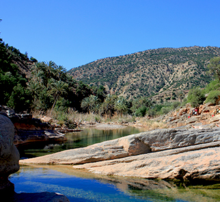 Paradise valley morroco