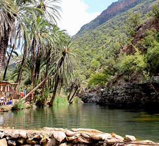La vallée du paradis maroc